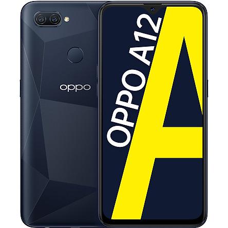 Điện Thoại Oppo A12 (4GB/64GB) - Hàng Chính Hãng