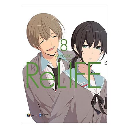 ReLIFE – Tập 8 (Tặng Kèm 1 Postcard)
