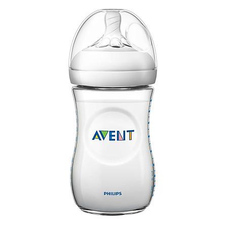 Bình Sữa Nhựa Philips Avent (260ml)