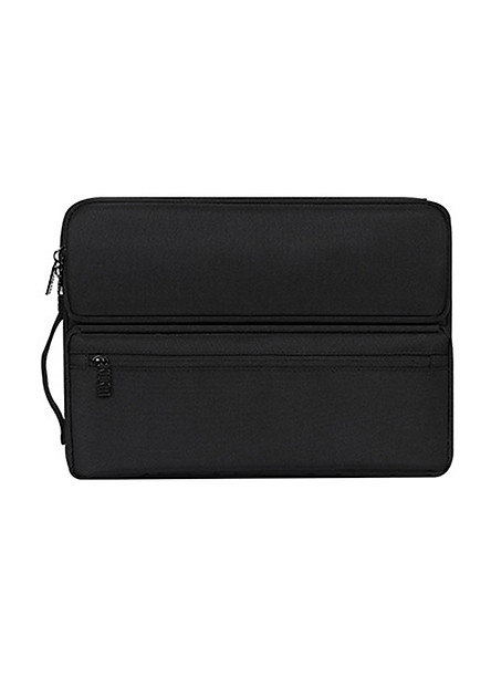 Túi chống sốc Macbook Air, Macbook Pro, Laptop 13 inch kèm 2 ngăn phụ cao cấp