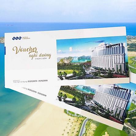 Voucher FLC - Nghỉ Dưỡng 3N2Đ Siêu Tiết Kiệm - Áp Dụng Quy Nhơn, Sầm Sơn, Hạ Long