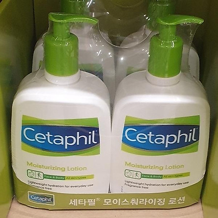 CETAPHIL Moisturizing Lotion 591ml x 2P