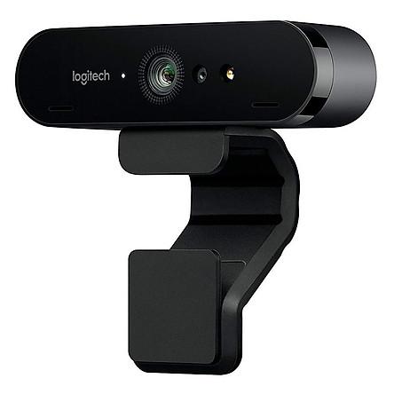 Webcam Logitech BRIO - 4K  (Hàng chính hãng)
