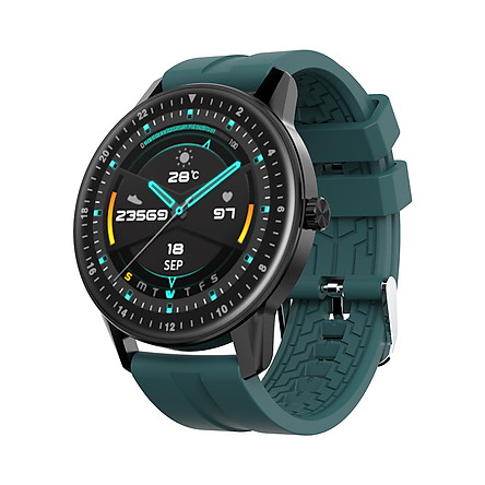 Kospet MAGIC 2 Smart Watch with Replaceable Band 1.3 Inch Touchscreen 30 Sport Modes Heart Rate & Blood Pressure Monitor
