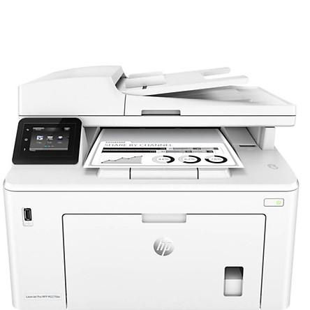 Máy in đa chức năng laser đen trắng HP M227SDN - Hàng nhập khẩu