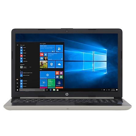 Laptop HP 15 DA0048TU (4ME63PA) PENTIUM N5000 / Win 10 (15.6 inch ) - Hàng Chính Hãng