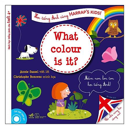 Học Tiếng Anh Cùng Harrap'S Kids: Cái Này Màu Gì?