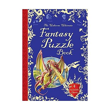 The Usborne Ultimate Fantasy Puzzle Book