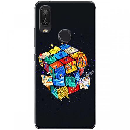 Ốp lưng dành cho Vsmart Joy 1 Rubik