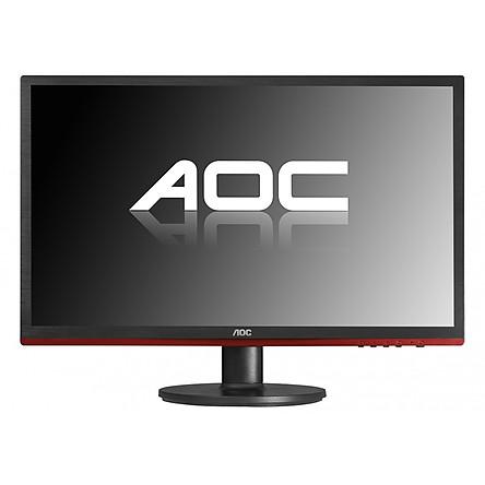 Màn Hình Gaming AOC G2460VQ6 24inch FullHD 1ms 75Hz FreeSync TN Speaker - Hàng Chính Hãng