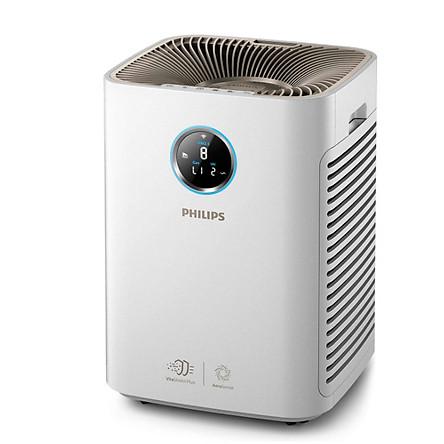 Máy lọc không khí kháng khuẩn Philips AC5668/00 công suất 65W, phạm vi sử dụng 72m2 tích hợp Wifi - Hàng Nhập Khẩu