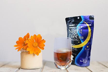 Thực Phẩm Chức Nắng Trà Giảm Cân Night Diet Tea (20 Gói)