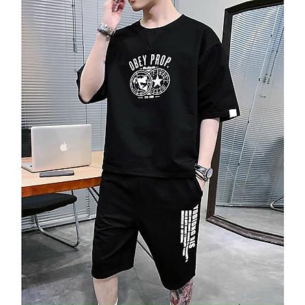 Bộ quần áo nam, bộ thun nam cao cấp chất liệu mền, mát - bn288- Azila