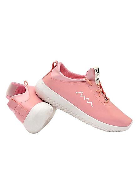 Giày Thể Thao Nữ Hàn Quốc Passo GTK022 - Hồng Phấn