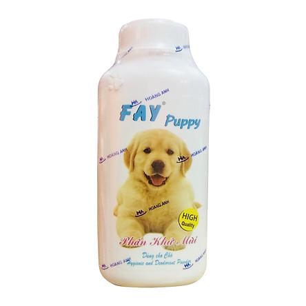 Phấn Fay Puppy Khử Mùi