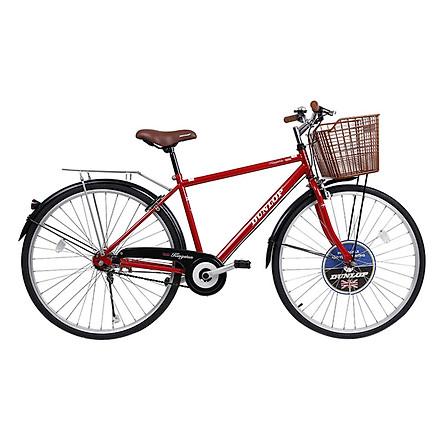 Xe Đạp Thời Trang Dunlop Nam - Đỏ
