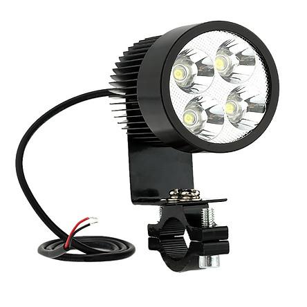 Đèn LED Trợ Sáng 4 Bóng 12V-80V 20W Cho Xe Máy/Xe Đạp Điện