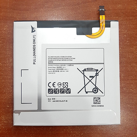 Pin Dành cho máy tính bảng Samsung Tab T387V