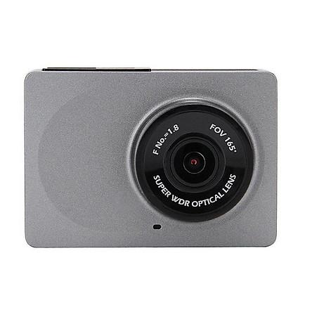 Camera Hành Trình Xe Ô Tô Xiaomi Yi Smart Car DVR (Xám) - Hàng Chính Hãng