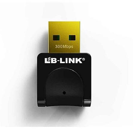 Bộ Thu Sóng Wifi LB-LINK BL-WN351 Tốc Độ 300Mbps - Hàng Nhập Khẩu