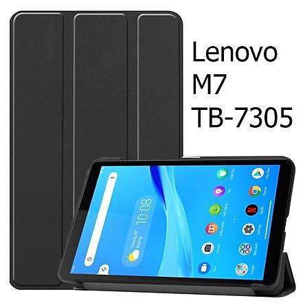 Bao Da Cover Dành Cho Máy Tính Bảng Lenovo Tab M7 TB-7305 7 Inch Hỗ Trợ Smart Cover