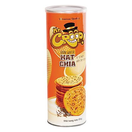 Bánh wafer Côôp Hạt Chia 170g