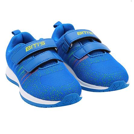 Giày Thể Thao Lưới Dệt Bé Trai Biti's DSB127200XDG - Xanh Dương