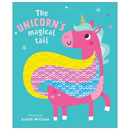 Sequins Books - The Unicorn's Magical Tail