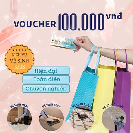[E-Voucher] Phiếu quà tặng Voucher Dịch vụ Vệ sinh 100.000 VNĐ áp dụng Toàn bộ Dịch vụ Vệ Sinh Không Gian Sạch - Tổng đài miễn phí 18006248 để đặt hẹn