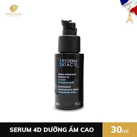 Serum dưỡng ẩm 4D - SERUM HYDRATANT INTENSIF 4D  - Academie Scientifique de Beaute