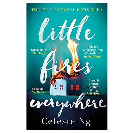 Little Fires Everywhere: The New York Times Top Ten Bestseller
