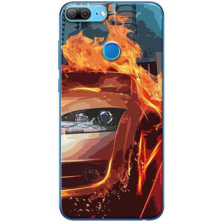 Ốp lưng dành cho  Honor 9 Lite  mẫu Xe hơi lửa