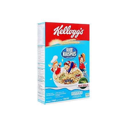"""[Chỉ Giao HCM] - Ngũ cốc dinh dưỡng Kellogg""""s Rice Krispies - hộp 130gr"""