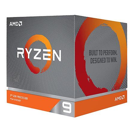 Bộ Vi Xử Lý CPU AMD Ryzen Processors 9 3900X - Hàng Chính Hãng