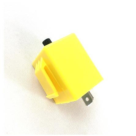 Cục chớp xi nhan dùng đèn led chỉnh nhanh chậm