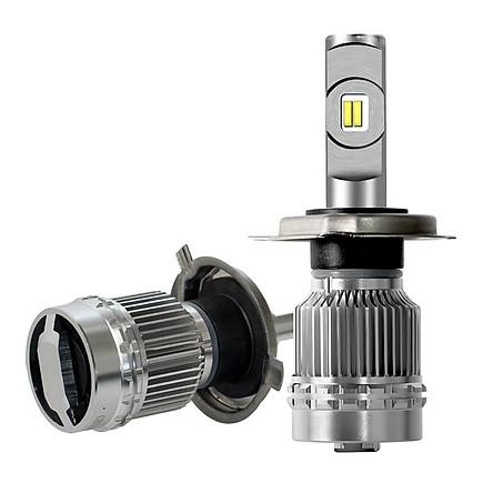 1 Pair H1 LED Headlight Kit 24W 9000LM Hi/lo Beam Or Fog Light Bulb 6000K