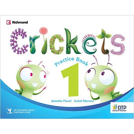 Crickets 1 (Practice Book)