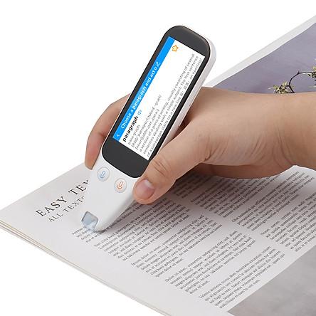Bút dịch ngôn ngữ có màn hình cảm ứng