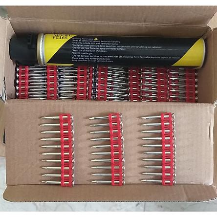 đinh bắn bê tông 32mm (hộp 1000 cái)