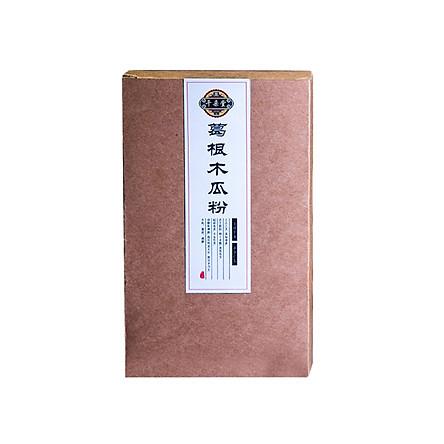 Thousands of Tang Gegen papaya konjac powder meal replacement porridge factory direct meal replacement powder OEM OEM processing beige