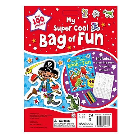 My Bag of Super Cool Activities