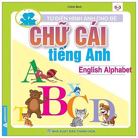 Từ Điển Hình Ảnh Cho Bé - Chữ Cái Tiếng Anh