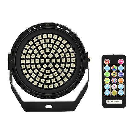 91 Light DMX Strobe Mixed Flashing Stage Lighting Atmosphere Sound Activated Disco Lamp RGB DJ Bar Holiday Party