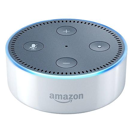 Loa Thông Minh Amazon Echo Dot 2nd Generation (Trắng) - Hàng Nhập Khẩu