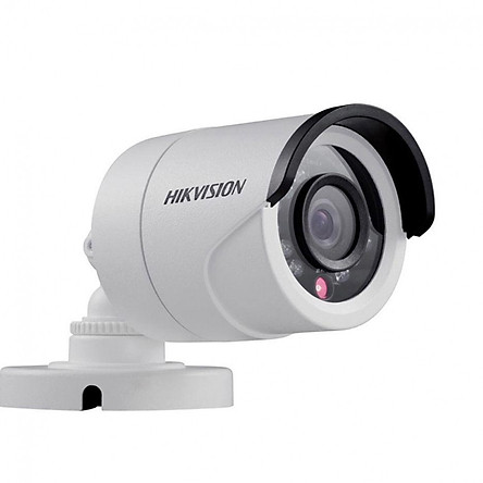 Camera  HD-TVI  hình trụ hồng ngoại 20m 2MP Hikvision DS-2CE16D0T-IRP - Hàng Chính Hãng