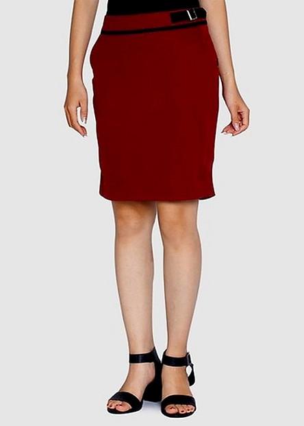 Chân Váy Nữ VH01DD - Đỏ