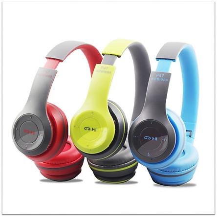Tai nghe chụp tai Bluetooth P47