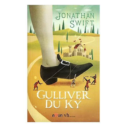Gulliver Du Ký (Tái Bản) - Đinh Tị Books