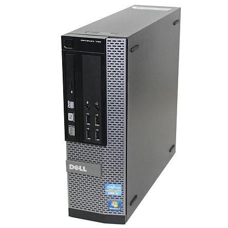Thùng CPU Dell optiplex ( Core i5 2400 / 8G /SSD 120GB / 500G ) - Chuyên dùng văn phòng , học tập Giải trí - Hàng nhập khẩu