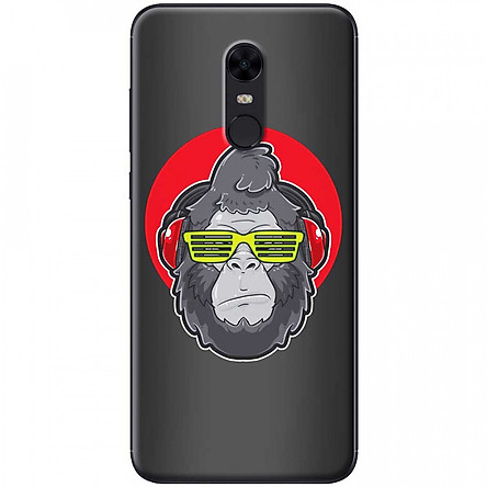 Ốp lưng dành cho Xiaomi Redmi 5 mẫu Tinh tinh mắt kính